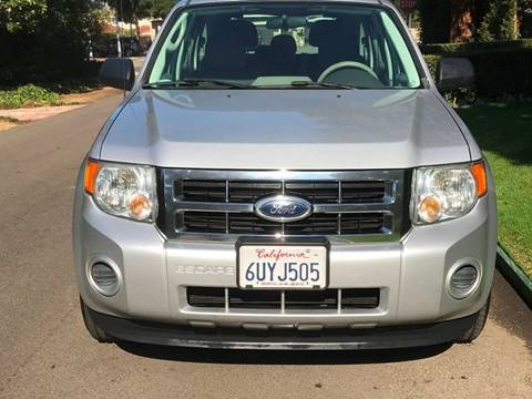 2012 Ford Escape for sale at Car Lanes LA in Valley Village CA