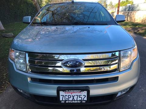 2008 Ford Edge for sale at Car Lanes LA in Glendale CA