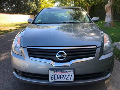 2008 Nissan Altima for sale at Car Lanes LA in Glendale CA
