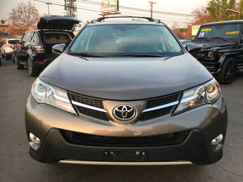 2015 Toyota RAV4 for sale at Car Lanes LA in Valley Village CA
