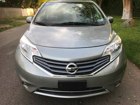 2014 Nissan Versa Note for sale at Car Lanes LA in Valley Village CA