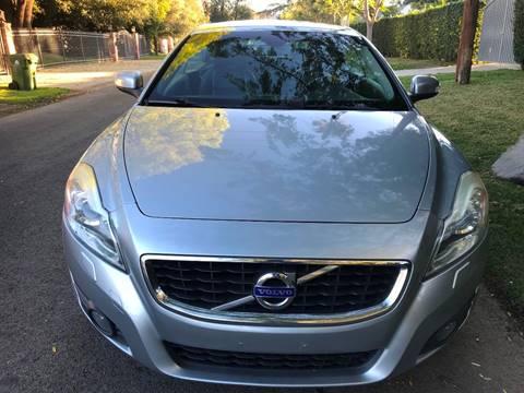 2011 Volvo C70 for sale at Car Lanes LA in Glendale CA