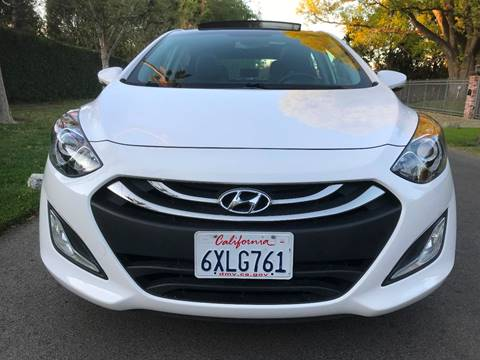 2013 Hyundai Elantra GT for sale at Car Lanes LA in Valley Village CA
