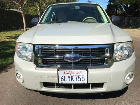 2008 Ford Escape for sale at Car Lanes LA in Valley Village CA