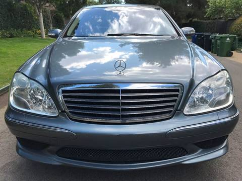 2006 Mercedes-Benz S-Class for sale at Car Lanes LA in Glendale CA
