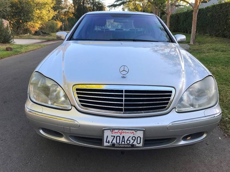 2002 mercedes benz s class s 500 in valley village ca. Black Bedroom Furniture Sets. Home Design Ideas