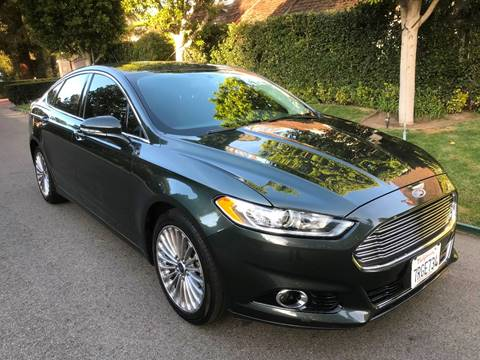 2015 Ford Fusion for sale at Car Lanes LA in Valley Village CA