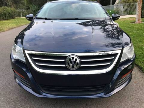 2012 Volkswagen CC for sale at Car Lanes LA in Valley Village CA