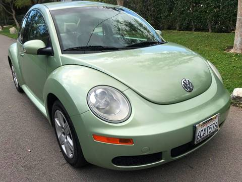 2007 Volkswagen New Beetle for sale at Car Lanes LA in Glendale CA