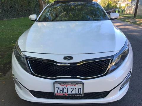 2015 Kia Optima for sale at Car Lanes LA in Valley Village CA