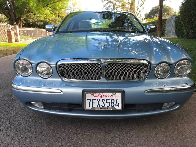 2007 Jaguar XJ Series For Sale At KR Autobahn Auto Group In Valley Village  CA