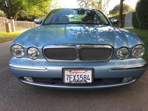 2007 Jaguar XJ-Series for sale at Car Lanes LA in Valley Village CA