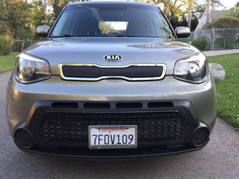 2014 Kia Soul for sale at Car Lanes LA in Valley Village CA