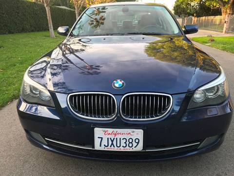 2008 BMW 5 Series for sale at Car Lanes LA in Valley Village CA