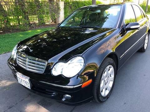 2006 Mercedes-Benz C-Class for sale at Car Lanes LA in Glendale CA
