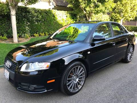 2008 Audi A4 for sale at Car Lanes LA in Valley Village CA