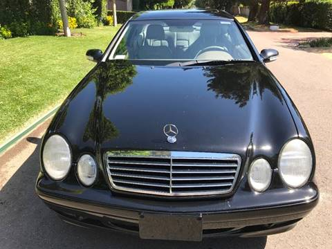 2000 Mercedes-Benz CLK for sale at Car Lanes LA in Valley Village CA