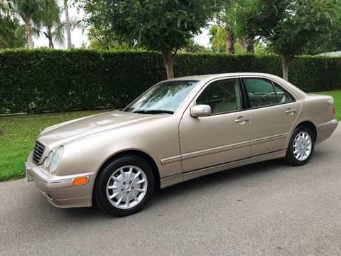 2000 Mercedes-Benz E-Class for sale at Car Lanes LA in Glendale CA