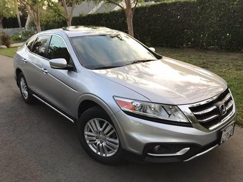 2013 Honda Crosstour for sale at Car Lanes LA in Glendale CA