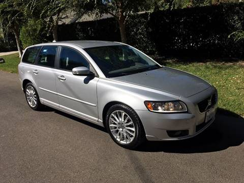 2010 Volvo V50 for sale at Car Lanes LA in Valley Village CA