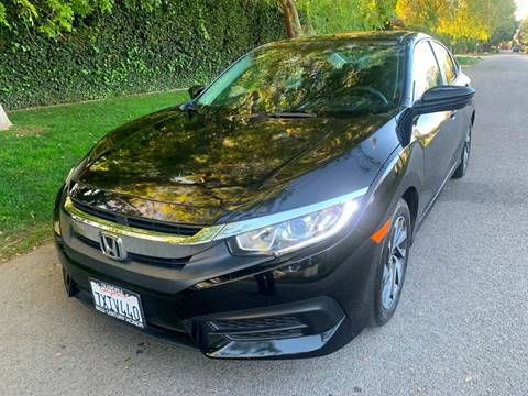 2017 Honda Civic for sale in Valley Village, CA