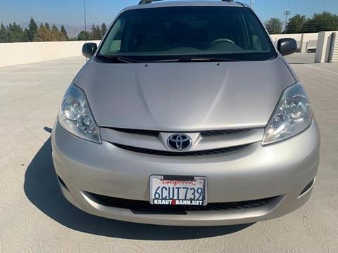 2008 Toyota Sienna for sale at Car Lanes LA in Valley Village CA