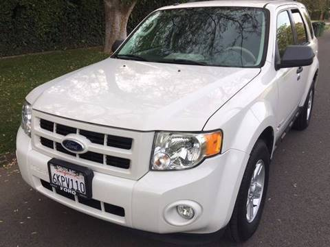 2010 Ford Escape Hybrid for sale at Car Lanes LA in Valley Village CA