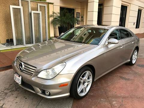 2006 Mercedes-Benz CLS for sale at Car Lanes LA in Glendale CA