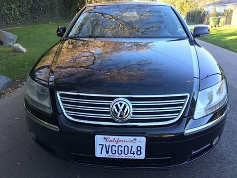 2004 Volkswagen Phaeton for sale in Sherman Oaks, CA