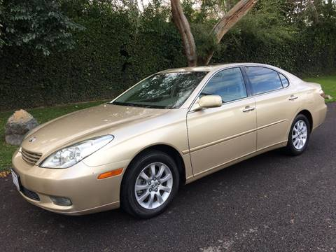 2002 Lexus ES 300 for sale at Car Lanes LA in Glendale CA