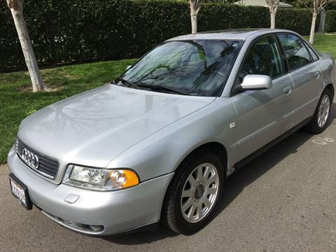 2001 Audi A4 for sale at Car Lanes LA in Valley Village CA