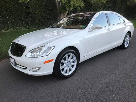 2008 Mercedes-Benz S-Class for sale at Car Lanes LA in Valley Village CA