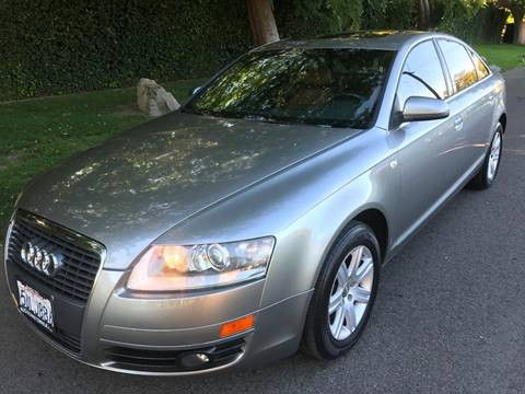 2006 Audi A6 for sale at Car Lanes LA in Valley Village CA