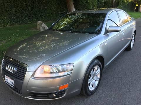2006 Audi A6 for sale at Car Lanes LA in Glendale CA
