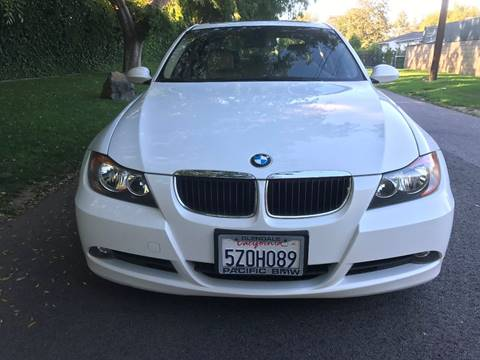 2007 BMW 3 Series for sale at Car Lanes LA in Valley Village CA