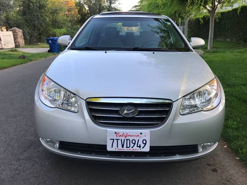 2009 Hyundai Elantra For Sale At KR Autobahn Auto Group In Valley Village CA