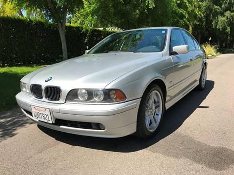 2001 BMW 5 Series for sale at Car Lanes LA in Glendale CA