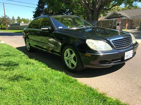2005 Mercedes-Benz S-Class for sale at Car Lanes LA in Glendale CA