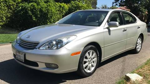 2003 Lexus ES 300 for sale at Car Lanes LA in Glendale CA