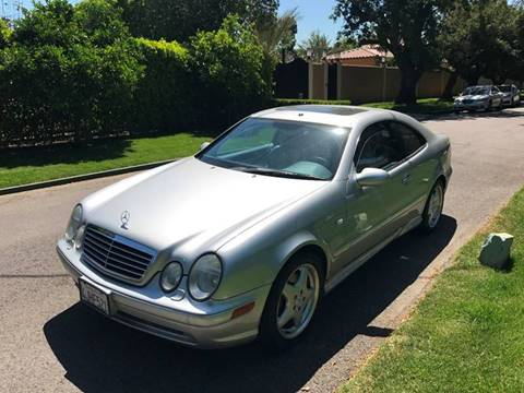 1999 Mercedes-Benz CLK for sale at Car Lanes LA in Valley Village CA