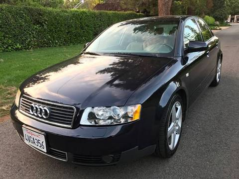 2002 Audi A4 for sale at Car Lanes LA in Valley Village CA