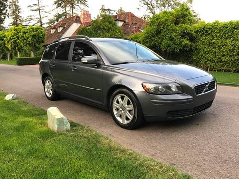 2007 Volvo V50 for sale at Car Lanes LA in Valley Village CA