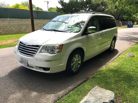 2008 Chrysler Town and Country for sale at Car Lanes LA in Valley Village CA