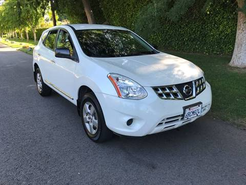 2011 Nissan Rogue for sale at Car Lanes LA in Valley Village CA