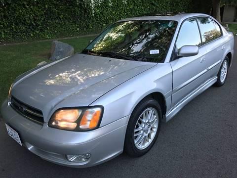 2002 Subaru Legacy for sale at Car Lanes LA in Valley Village CA