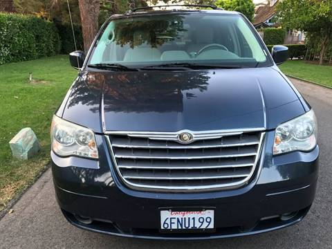 2008 Chrysler Town and Country for sale at Car Lanes LA in Glendale CA