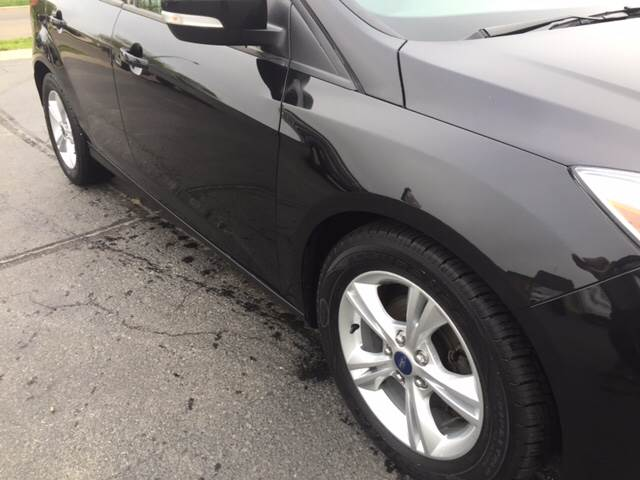 2014 Ford Focus for sale at Carney Auto Sales in Austin MN