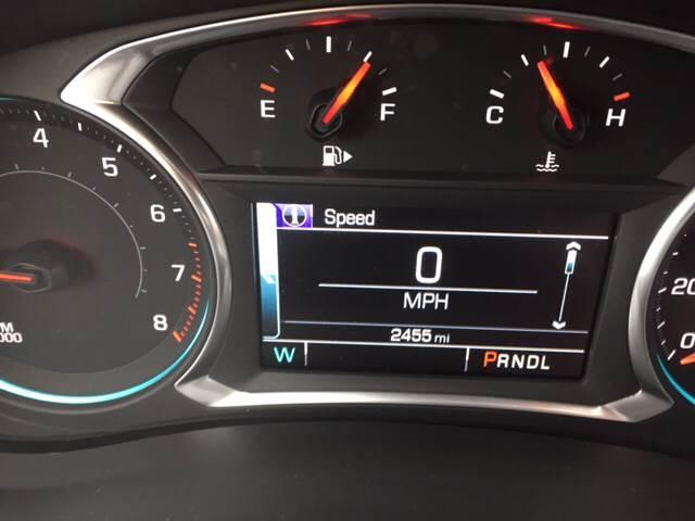 2016 Chevrolet Malibu for sale at Carney Auto Sales in Austin MN