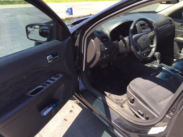 2012 Ford Fusion for sale at Carney Auto Sales in Austin MN