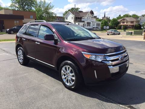 2011 Ford Edge for sale at Carney Auto Sales in Austin MN